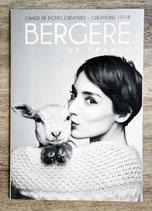 Cahier de fiches créatives Bergère de France Création 17-18