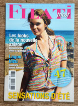 Magazine tricot Filati hors série 6H