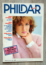 Magazine Phildar mailles n°125 - Hiver (Tricot)