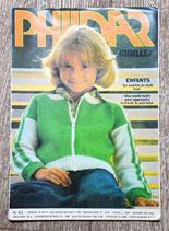 Magazine Phildar mailles enfants 43