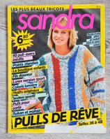 Magazine tricot Sandra n°6