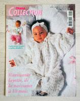 Magazine Diana collection 57 - Tricot bébé