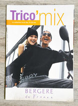 Magazine Bergère de France n°136 - Tricot'mix