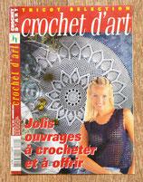 Magazine Tricot sélection - Crochet d'art 299