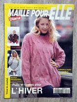 Magazine Diana Maille pour elle n°17 - Hiver