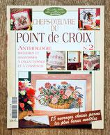 Magazine Chefs-d'oeuvre du point de croix 2