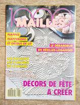 Magazine 1000 mailles 87 - Décembre 1988