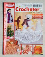 Magazine Elena Ouvrages 67 - Crocheter pour Noël