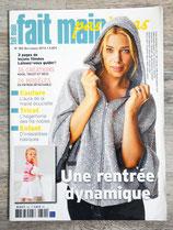 Magazine Fait main pas à pas de septembre 2014 (392)