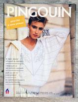 Magazine tricot Pingouin n°91 - Spécial fêtes et pierres précieuses