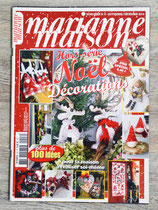 Magazine Marianne maison - Hors série n°8 Noël Décorations