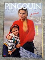 Magazine Pingouin spécial fils classiques