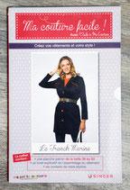 Patron Ma couture facile ! 17 - Le Trench Marine
