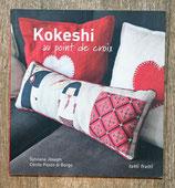 Livre Kokeshi au point de croix