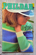 Magazine Phildar n°28 - Printemps (Vintage)