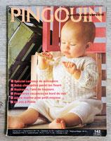 Magazine tricot Pingouin n°143 - Layette (Vintage)