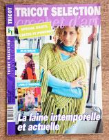 Magazine Tricot sélection - Crochet d'art 354