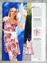 Patron couture Prima n°263 - Robe dolce vita
