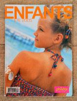 Magazine Phildar n°424 - Enfants printemps-été 2005