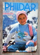 Magazine Phildar mailles 47 - Enfants hiver