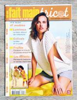 Magazine Fait main Tricot n°18 - Eté 2017