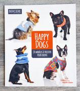 NEUF - Livre Happy dogs - 20 modèles à tricoter pour chiens