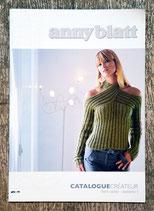 Magazine tricot Anny Blatt HS 1 - Catalogue créateur