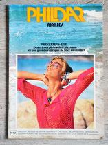 Magazine Phildar Mailles n°52 - Printemps-été