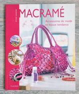 Livre Macramé, accessoires de mode et bijoux tendance