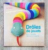 Livre Drôles de jouets