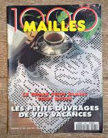 Magazine 1000 mailles 165 - Juin 1995