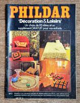 Magazine Phildar Décoration et loisirs 2