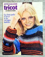 Votre magazine tricot n°178 - Hiver (Vintage)