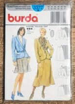 Pochette patron Burda 3372 - Tailleur-jupe