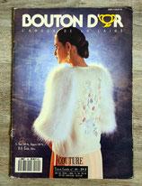 Magazine de tricot Bouton d'Or 40 - Spécial Couture