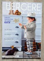 Magazine Bergère de France n°176 - Automne-hiver 0-2 ans