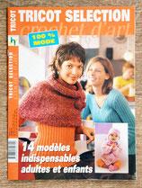 Magazine Tricot sélection - Crochet d'art 373