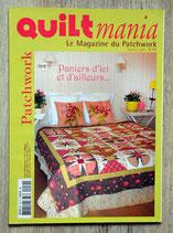 Magazine Quiltmania n°59