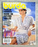 Magazine Burda spécial petites tailles - Mai 1991