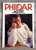 Magazine Phildar mailles n°184 - Homme