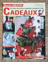 Magazine Diana créatif 162 - Cadeaux pour Noël