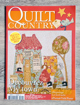 Magazine Quilt Country n°24 - Découvrez my town
