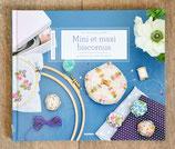 Livre Mini et maxi biscornus à broder au point de croix