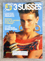 Magazine tricot 3 Suisses - Printemps-été 86