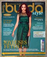 Magazine Burda de décembre 2013 (n°168)