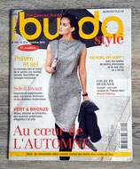 Magazine Burda de octobre 2015 (n°190)