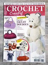 Magazine Crochet créatif n°5 - Spécial sacs et doudous