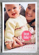 Magazine Tricot Baby de Bergère de France n°145