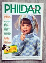 Magazine Phildar Mailles n°120 - Automne (Tricot)