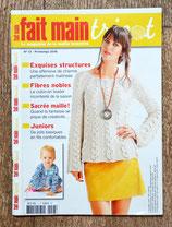 Magazine Fait main Tricot 13 - Printemps 2016